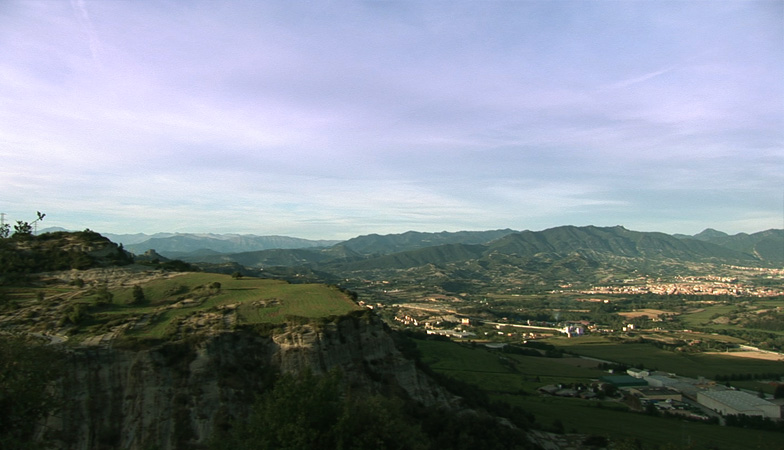 La Vall del Ges des de Oris 2